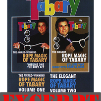Ring & Rope video DOWNLOAD (Excerpt of Tabary (1 & 2 On 1 Disc), 2 vol. combo, DVD)