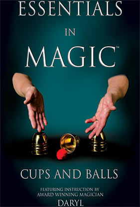 Essentials in Magic Cups and Balls - Spanish video DOWNLOAD