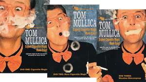 Expert Cigarette Magic Made Easy - 3 Volume Set by Tom Mullica video DOWNLOAD
