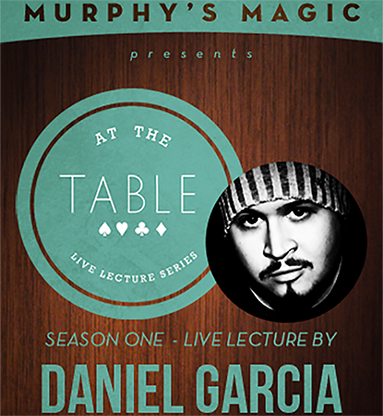 At the Table Live Lecture - Danny Garcia 3/5/2014 video DOWNLOAD