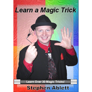 Learn a Magic Trick by Stephen Ablett video DOWNLOAD
