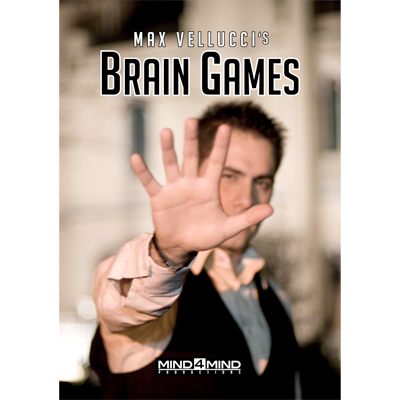 Brain Games by Max Vellucci - eBook DOWNLOAD