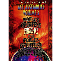 Ace Assemblies (World's Greatest Magic) Vol. 3 by L&L Publishing