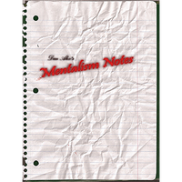 Mentalism Notes by Dan Alex - eBook DOWNLOAD