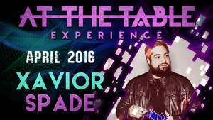 At the Table Live Lecture Xavior Spade April 6th 2016 video DOWNLOAD