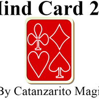 Mind Card 2.0 by Catanzarito Magic video DOWNLOAD
