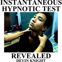 Instantaneous Hypnotic Test Revealed by Devin Knight eBook DOWNLOAD