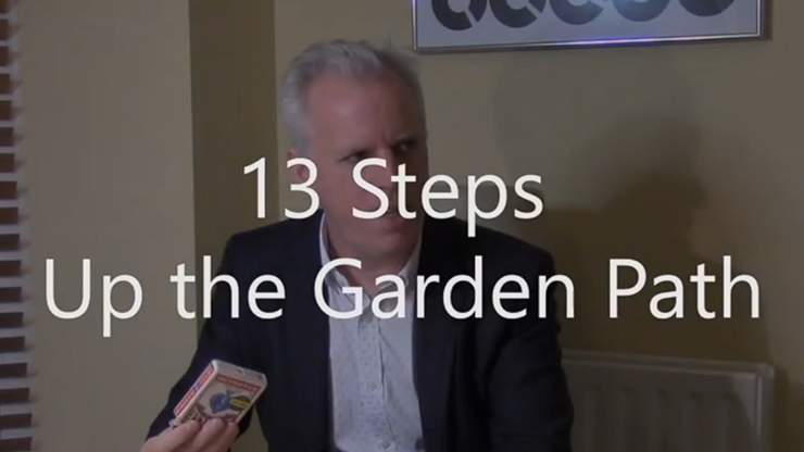 13 Steps up the Garden Path by Brian Lewis video DOWNLOAD