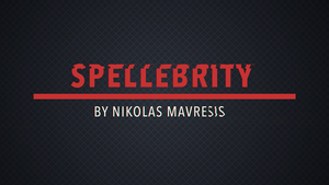 Spellebrity by Nikolas Mavresis video DOWNLOAD