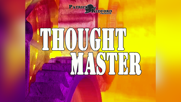 Thought Master by Patrick G. Redford video DOWNLOAD