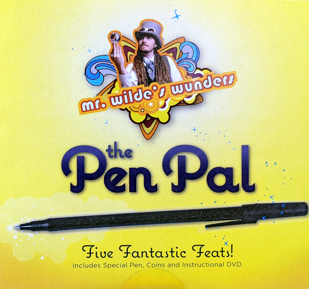 The Pen Pal by Wunderground Magic