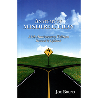 Anatomy of Misdirection by Joseph Bruno - eBook DOWNLOAD