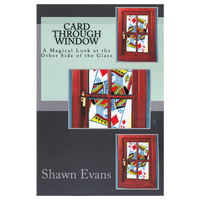 Card Through Window by Shawn Evans - eBook DOWNLOAD