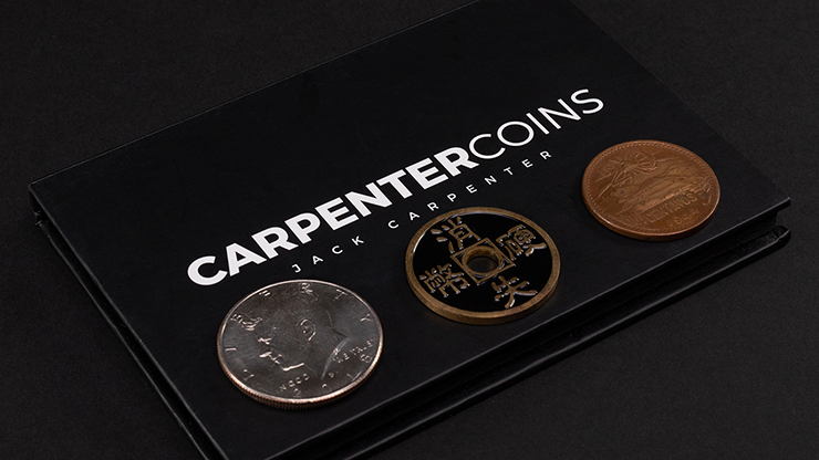 Carpenter Coins by Jack Carpenter
