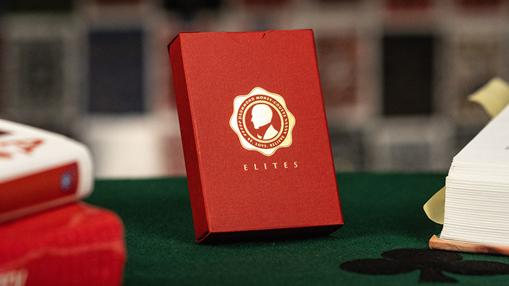 DMC Elites V5 Playing Cards by DMC & Phill Smith