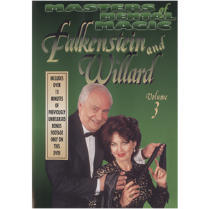 Masters of Mental Magic Volume 3 by Falkenstein and Willard video DOWNLOAD