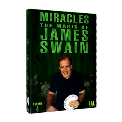 Miracles - The Magic of James Swain Vol. 4 video DOWNLOAD