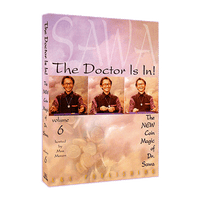 The Doctor Is In - The New Coin Magic of Dr. Sawa Vol 6 video DOWNLOAD