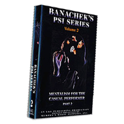 Psi Series Banachek #2 video DOWNLOAD