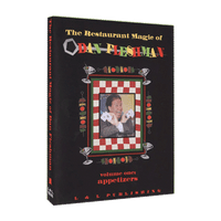 Restaurant Magic Volume 1 by Dan Fleshman video DOWNLOAD