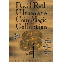 Roth Ultimate Coin Magic Collection- #4 video DOWNLOAD