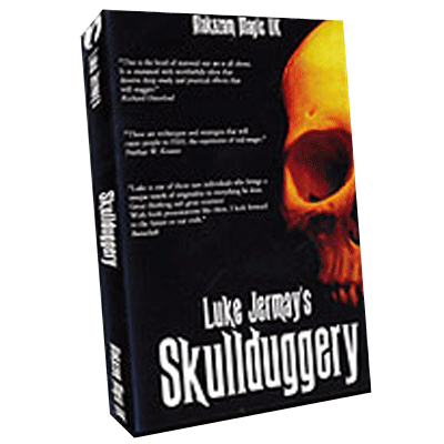 Skullduggery by Luke Jermay video DOWNLOAD
