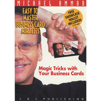 Business Card Miracles Ammar video DOWNLOAD