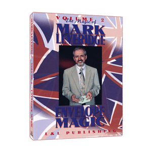 Magic Of Mark Leveridge Vol.2 Envelope Magic by Mark Leveridge video DOWNLOAD