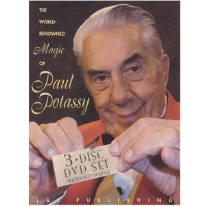 World Renowned Magic of Paul Potassy video DOWNLOAD
