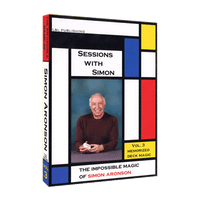 Sessions With Simon: The Impossible Magic Of Simon Aronson - Volume 3 (Memorized Deck) video DOWNLOAD