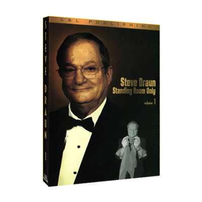 Standing Room Only : Volume 1 by Steve Draun video DOWNLOAD