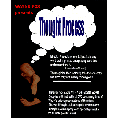 Thought Process by Merchant of Magic and Wayne Fox video DOWNLOAD