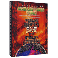 Master Card Technique Volume 2 (World's Greatest Magic) video DOWNLOAD