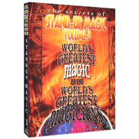 Stand-Up Magic - Volume 3 (World's Greatest Magic) video DOWNLOAD