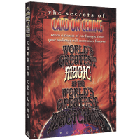 Card On Ceiling (World's Greatest Magic) video DOWNLOAD