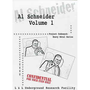Al Schneider Heavy Metal Series by L&L Publishing video DOWNLOAD