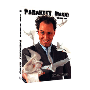 Parakeet Magic by Dave Womach Video DOWNLOAD