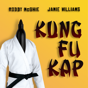 Kung Fu Kap by Roddy McGie