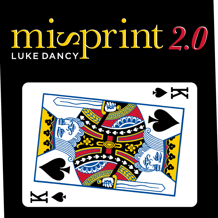 Misprint 2.0 by Luke Dancy
