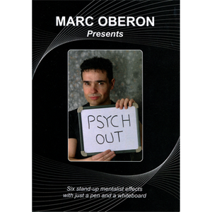 Psych Out Mentalist Tricks by Marc Oberon - eBook DOWNLOAD