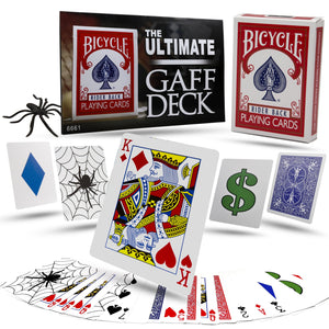Ultimate Gaff Deck Kit by Magic Makers