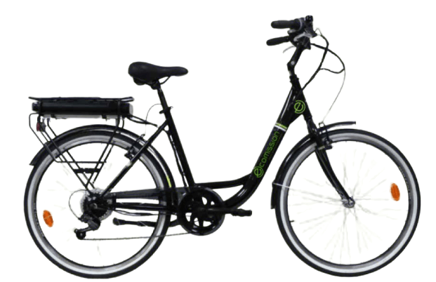 EVERGREEN E-BIKE