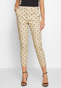 B.YOUNG - DAYS DOT ANKLE PANTS