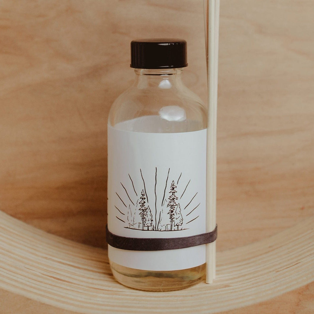 Forest Dawn Reed Diffuser