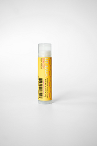 ORGANIC LEMON LIP BALM - PEBBLE SKINCARE