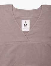 Load image into Gallery viewer, GRAY CANVAS POCKET SMOCK - NEW MARKET GOODS