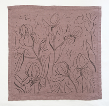 Load image into Gallery viewer, IRIS NAPKIN SET | FIG - ELANA GABRIELLE