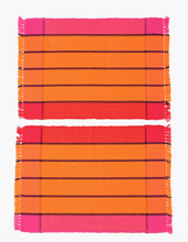 Load image into Gallery viewer, DARIPARA RIBBED PLACEMATS - NEW MARKET GOODS