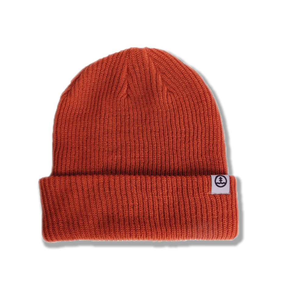 HUME BEANIE | RUST - LOT 54 GOODS