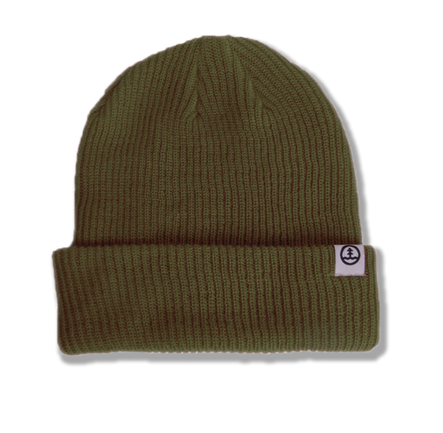 HUME BEANIE | OLIVE - LOT 54 GOODS